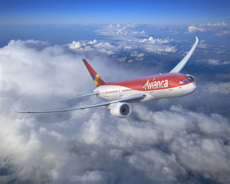 Boeing and Avianca Airlines announce order for 10 787s